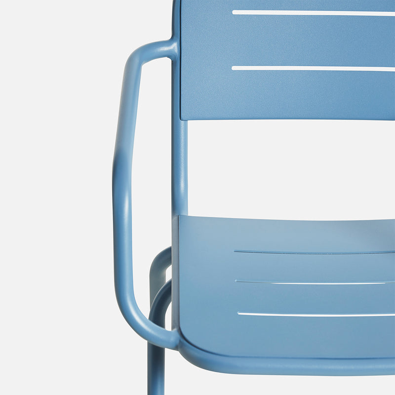 Ray Dining Chair (2pcs) | Blue