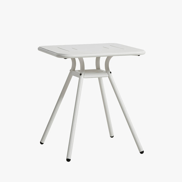 Ray Dining Table (Square) | White