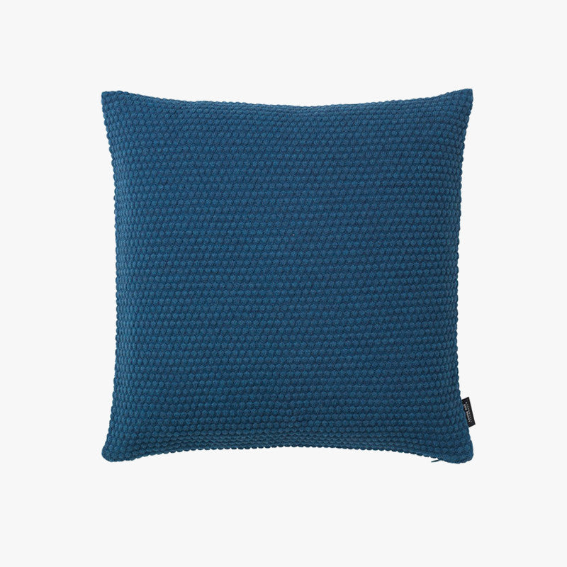 Sailor Knit Cushion : Royal Blue