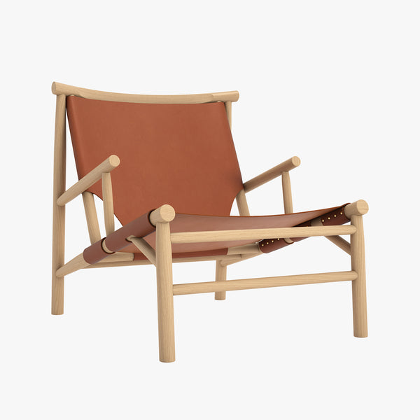 Samurai Chair | Cognac