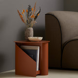 Sentrum Side Table | Burnt Orange