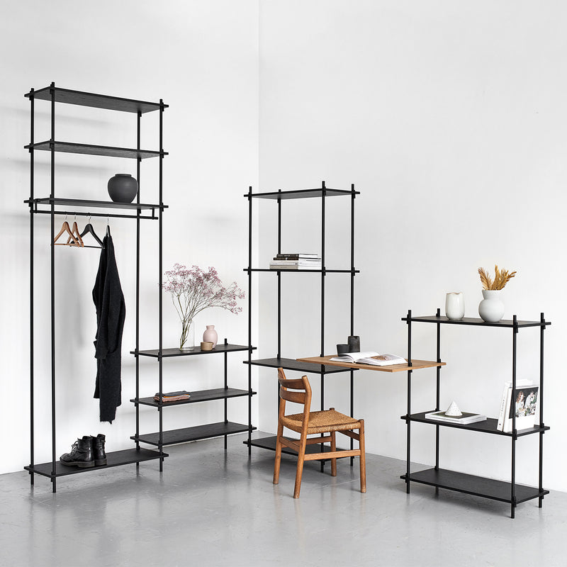 Shelving System Set 08 - Extra Tall Double