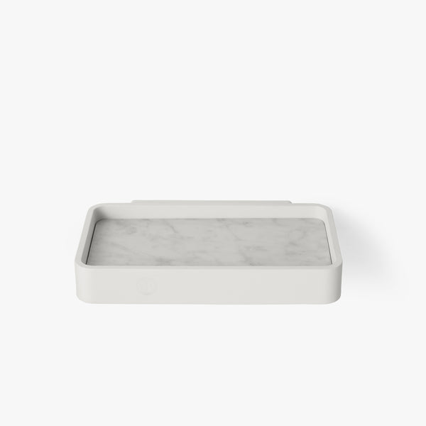 Norm Shower Tray | White
