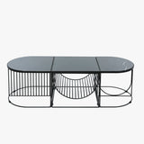SINO Coffee Table | Black