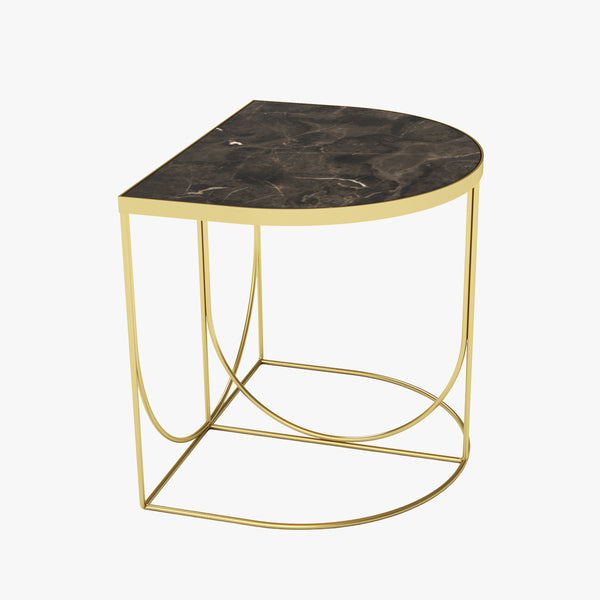 SINO Side Table | Gold