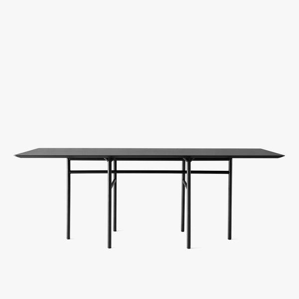 Snaregade Table - Rectangular | Black