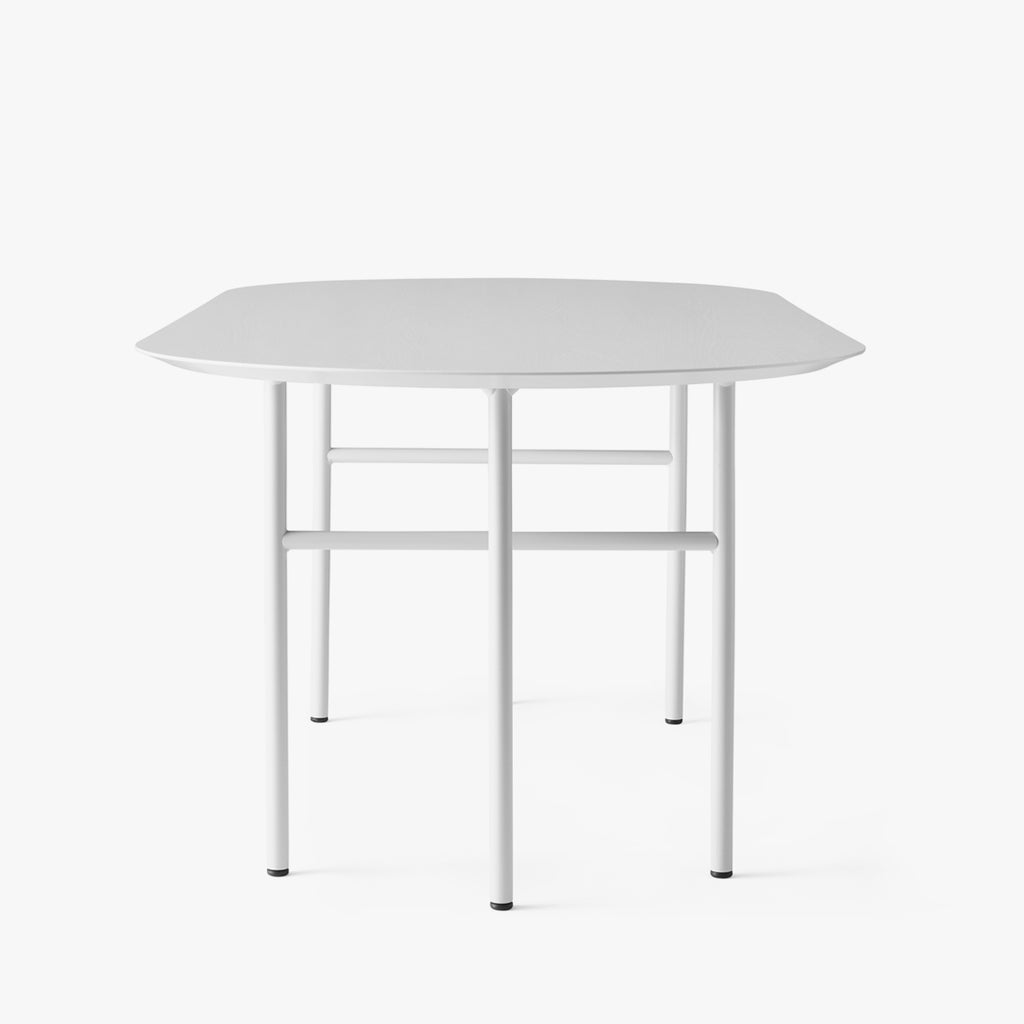 Snaregade Table - Oval/Grey