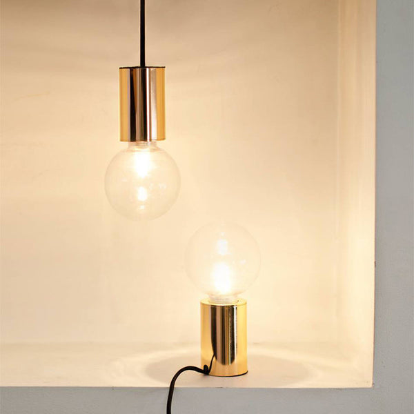 Metal Socket Lamp
