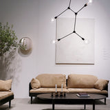 Harrison Chandelier | Black