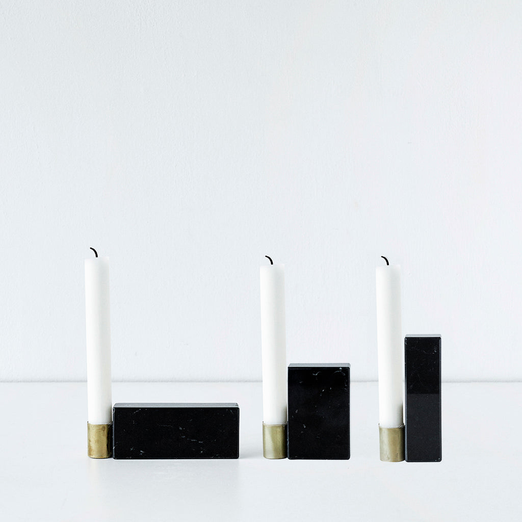Square Candlesticks