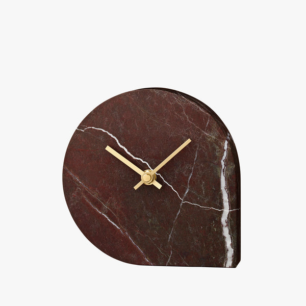 STILLA Clock | Bordeaux