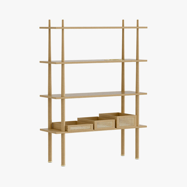 Stories Shelf | Oak