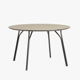 Tree Dining Table (ø120) | Beige