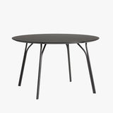 Tree Dining Table (ø120) | Black