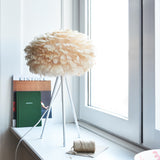 Eos 35 Mini Goose Feather Shade | Brown