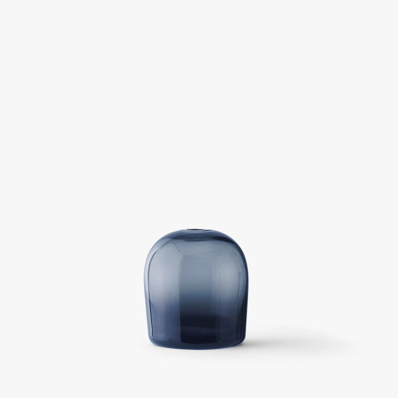 Troll Vase, Midnight Blue