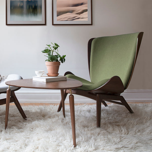The Reader Wing Chair | Spring Green
