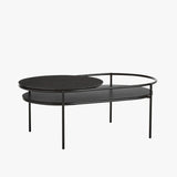 Verde Coffee Table | Black Marble