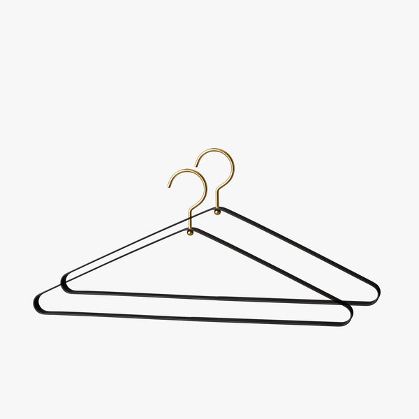 VESTIS Hanger | Black (Set of 2)