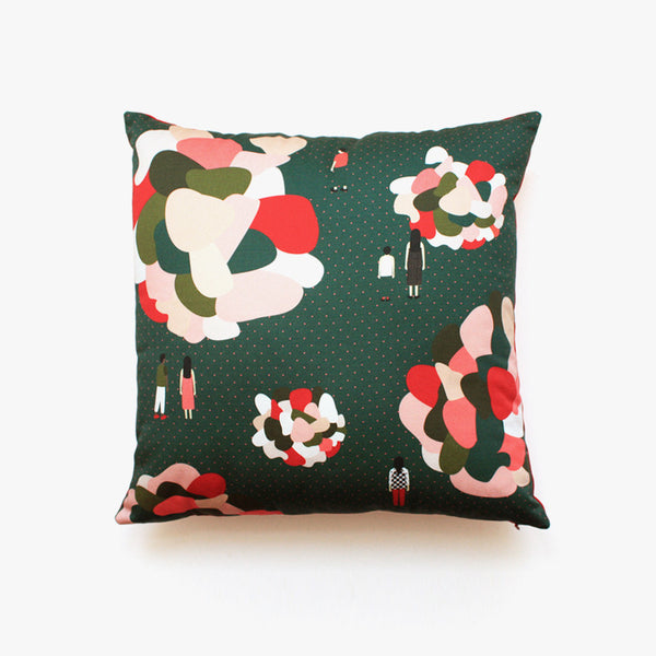 WALK Printed Cushion