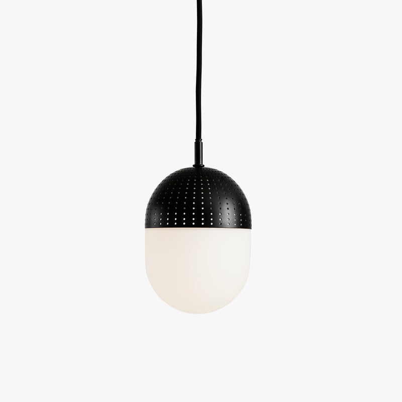 Dot Pendant | Black (M)