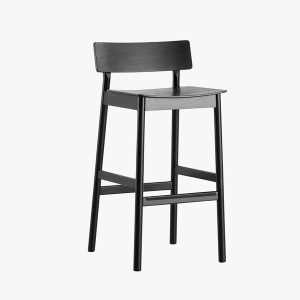 Pause Counter Chair 2.0 | Black