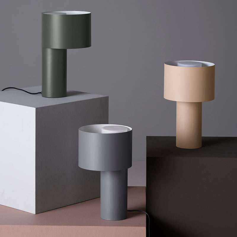 Tangent Table Lamp
