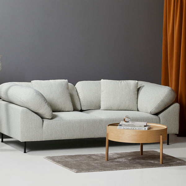 Collar 2-Seater Sofa | Grey