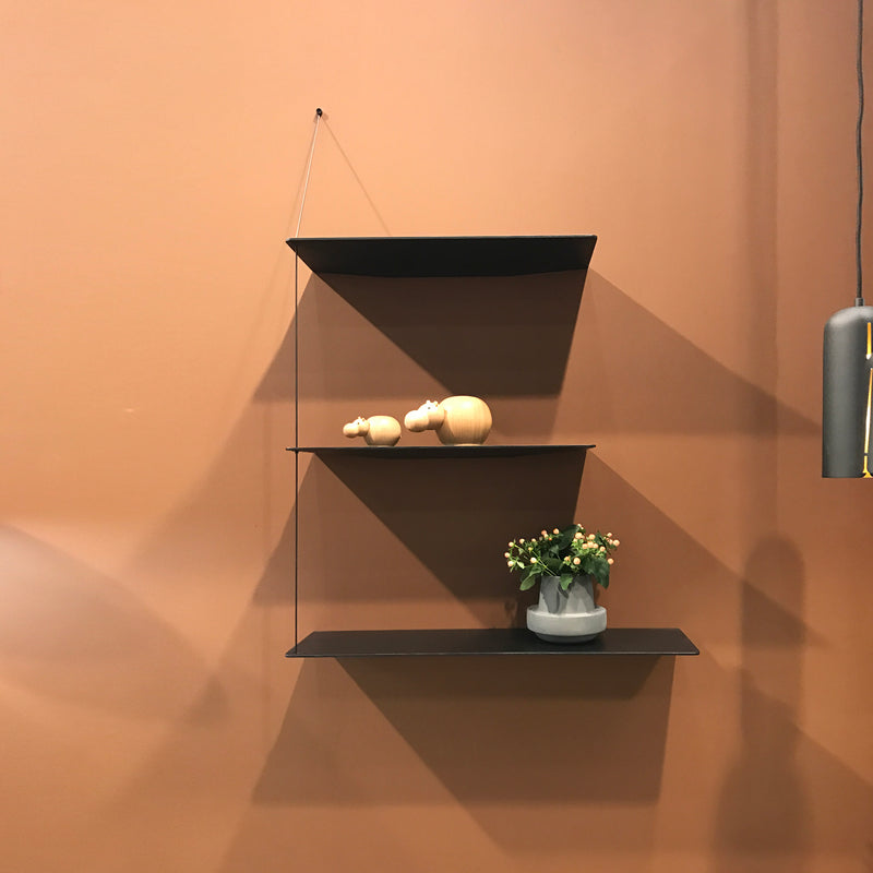 Stedge Shelf (60) | Black