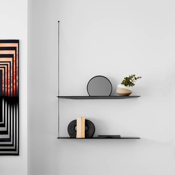 Stedge Shelf (80) | Black