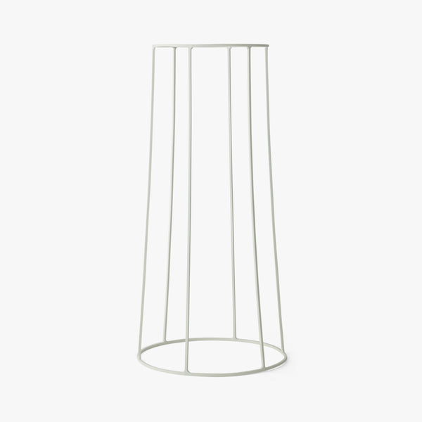 Wire Base | White (606)