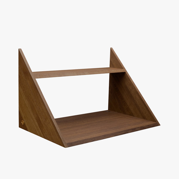 XLIBRIS Wall Desk | Smoked
