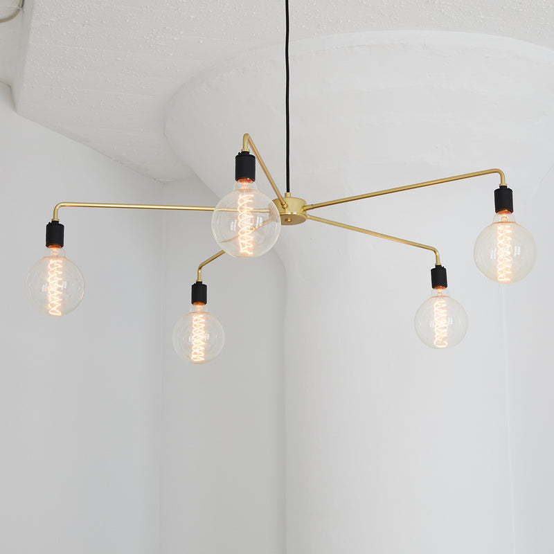 Tribeca : Chambers Chandelier