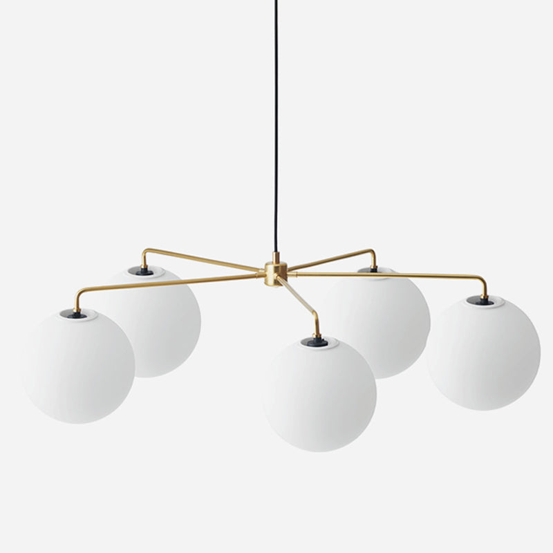By Chambers: Tribeca : Chambers Chandelier