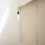 Warren Wall Lamp | Brass