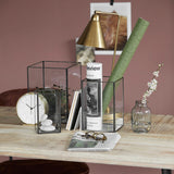 Game Table Lamp | Brass