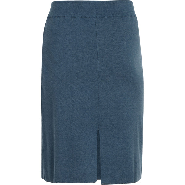 Adia Abina Knit skirt 4707 Teal
