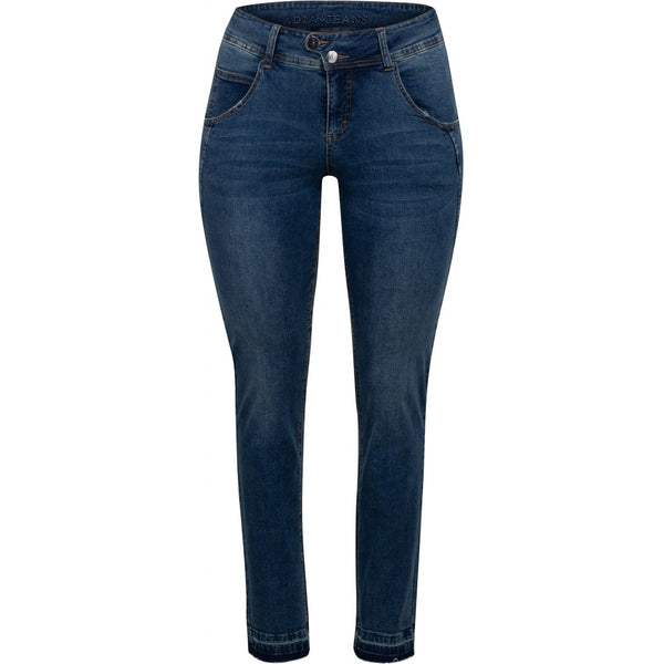 Adia Adina Jeans 8451 Star Blue 82 inseam