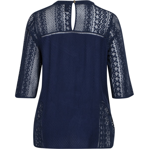 Adia Alexa Bluser 4644 Midnight Navy