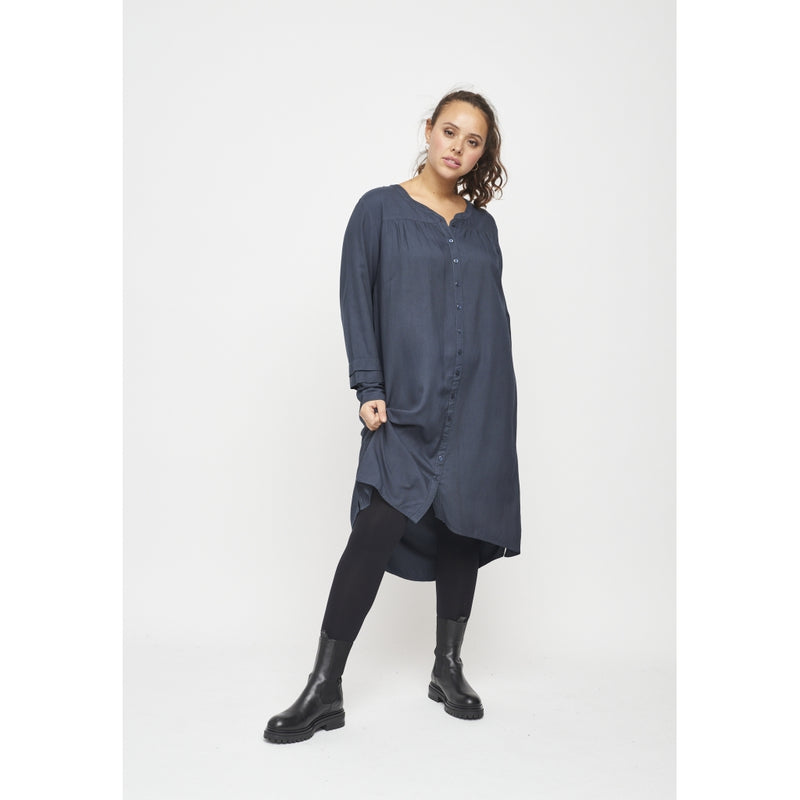 Adia Amona Kjoler 6047 Charcoal