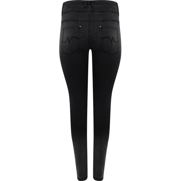 Adia Arely Jeans 6047 Charcoal