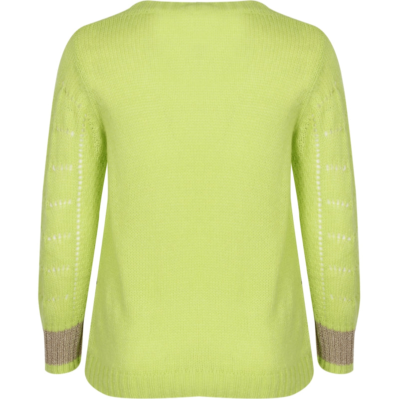 Adia Asula Striktrøje 5618 Winter Lime
