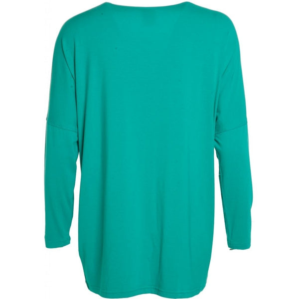 Pont Neuf Aura Blouse 631 See Green