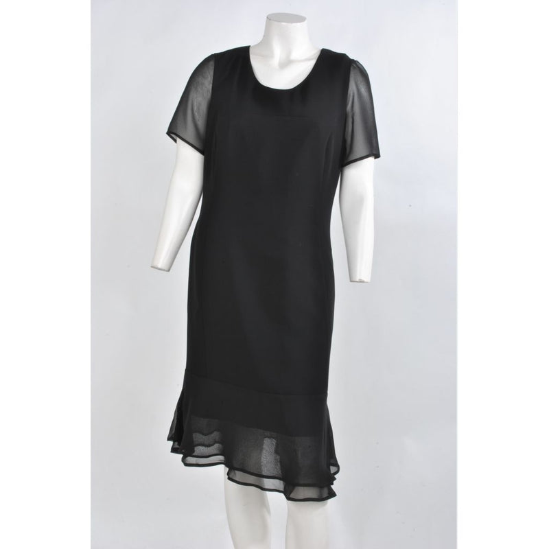 Pardon - Dress - Black - GoWoman
