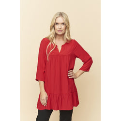 Pont Neuf Latika Tunikaer 354 Warm Red
