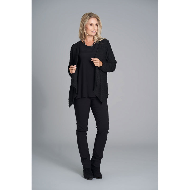Pont Neuf Mally Cardigan 999 Black