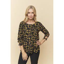 Pont Neuf Melly Bluser 227 Warm Yellow