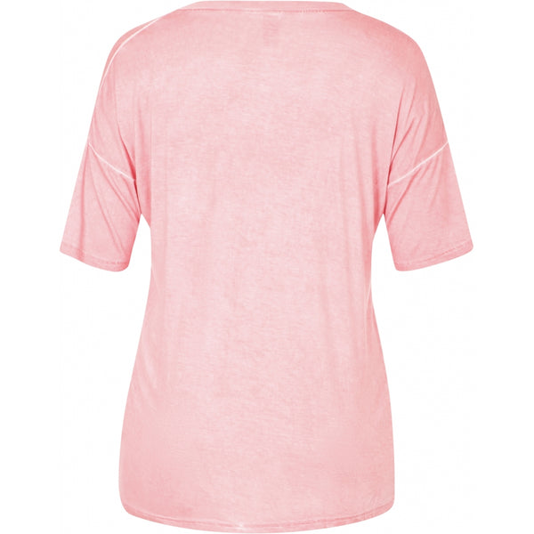 Adia Niggi T-Shirt 3530 Greek Rose