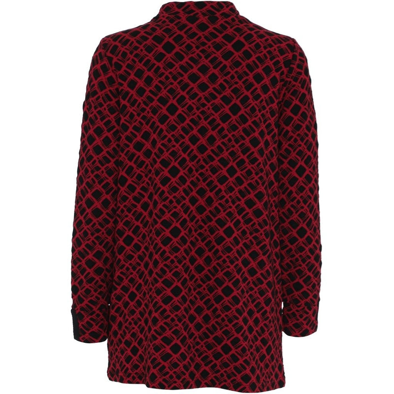 Pont Neuf Pont Neuf Cardigan 354 Warm Red