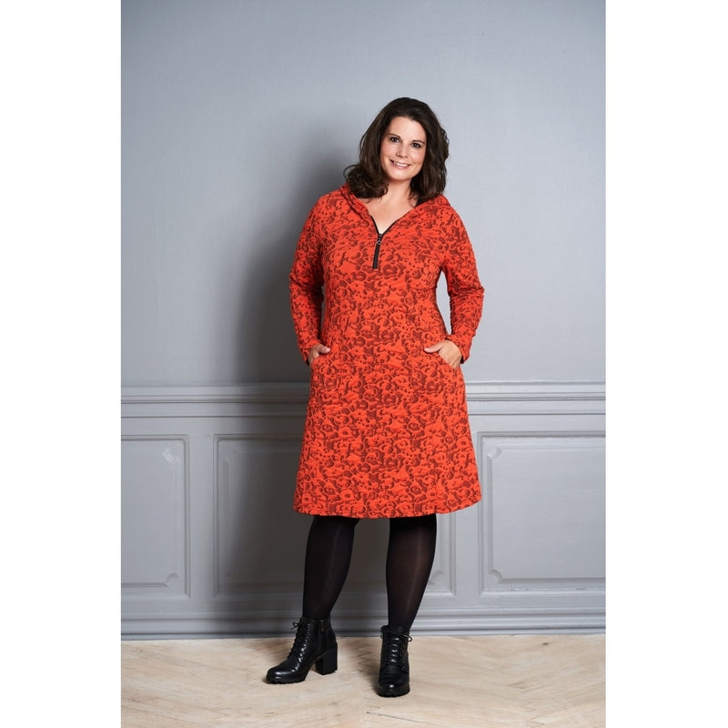 Pont Neuf - Andrea - Dark Orange - GoWoman